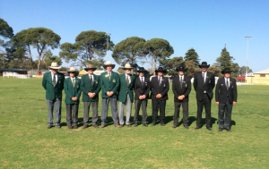 Aus & NZ teams 2014