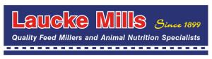 Laucke Mills logo