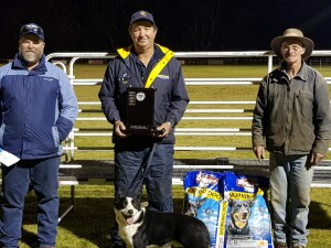Milang Dog Trial Winners 2020